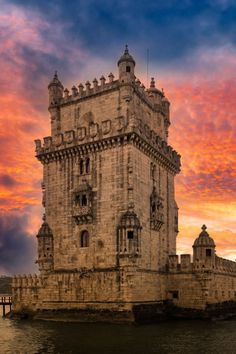 Patrick Sitbon October 23, 2020 · Tower of Belem Lisbon M10 - 35mm - 1,4