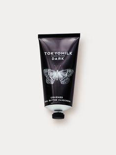 TokyoMilk Dark Crushed Shea Butter Hand Cream – one of my favorites!