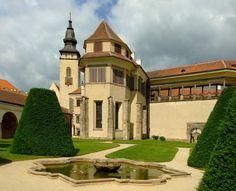 Telč Castle, Czechia