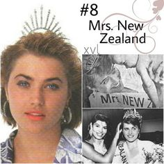 LUCY LAWLESS - Mrs. New Zealand