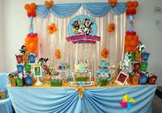 Image result for candy buffet birthday party kids