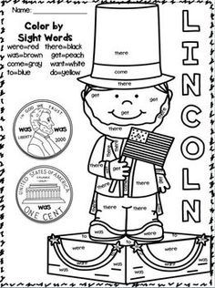 all 44 presidents coloring pages - photo#50
