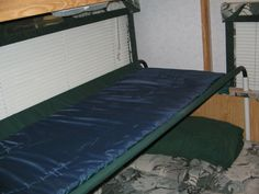 Bunk bed mod for trailer/RV