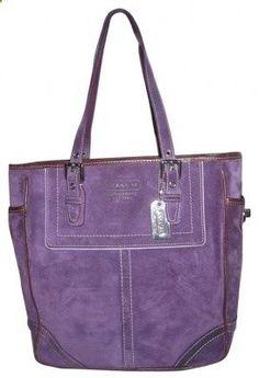 346fb0824985 Coach bag. I love purple purses! Beautiful!! Sac À Main