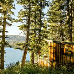 The perfect Sierra lodge should at once give you lots of things to do and make it hard for the outside world to annoy you. Karen and Mike Riddle's version of this ideal retreat sits on Silver Lake—a sapphire blue lake where you can swim, or rent a kayak and paddle out to the lake's Treasure Island. A short drive away is all the hiking you'll ever need: Easy treks include the 1-mile trail to Granite Lake. For the more ambitious, a 3.6-mile trail ascends Thunder Mountain.