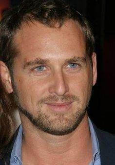 Devilish smile.  Josh Lucas