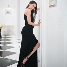 So much love to for the gorgeous Givenchy dress and shoes! Thank you so much P' P' P Ploy & P Pop na Ka 🙏🏻 the dress was just the perfect fit ❤️❤️ hehe Lil Black Dress, Celebrity Couples, Dress Collection, Asian Girl, Beautiful People, Actresses, Long Hair Styles, Model, Outfits