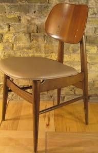 Danish Modern Side Chairs by Thonet -  $125