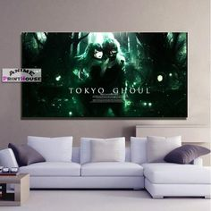 Tokyo Ghoul Canvas Prints , Kaneki & Rieze   #tokyo #ghoul #canvas #print #painting #wall #decor #home #diy #anime #merchandise #framed #kaneki #touka   https://www.animeprinthouse.com/collections/anime-canvas-art-print-anime-canvas-paint-home-decor/products/tokyo-ghoul-canvas-prints-kaneki-rieze?variant=5612361383965
