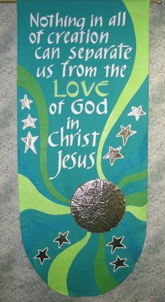 church worship banner
