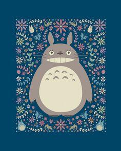 Totoro Garden | Flickr – Compartilhamento de fotos!