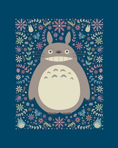 Totoro Garden | Flickr – Compartilhamento de fotos!