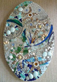 Add some sparkle to the mosaic!