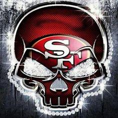 Nation🏈 SF Niners San Francisco Niners for Life! Niners Girl, Sf Niners, Forty Niners, Nfl 49ers, 49ers Fans, Best Football Team, Football Baby, Football Humor, 49ers Helmet