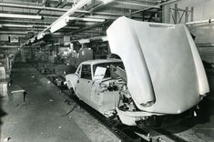 Triumph Standard works in Canley, Coventry - Coventry Telegraph