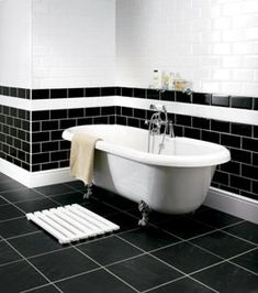 Wickes Bevelled Edge White Gloss Ceramic Wall Tile 200 x 100mm | Wickes.co.uk