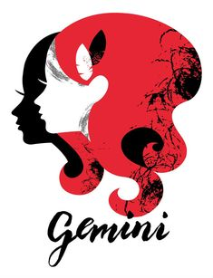 Clever and curious Gemini thinks fast, communicates well, and is full of ideas. The Twins zodiac sign is versatile, adaptable, and intellectual. Zodiac Art, Zodiac Signs, All About Gemini, Zodiac Tattoos, Portrait Art, Wicca, Horoscope, Tarot, Twins