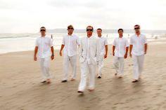 ... Mens casual wedding, Wedding attire for men and Mens beach wedding