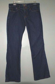 Lucky Brand sweet n low jeans womens size 8/29 regular #LuckyBrand #BootCut