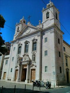Saint Paul's Church, Lisboa, Portugal