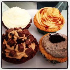 Italy loves cupcakes !! A new cupcake business in pozzallo Sicily !