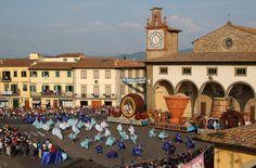 La Festa dell'Uva in Impruneta, Italy