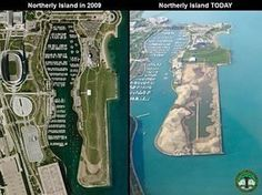 northerly island makeover