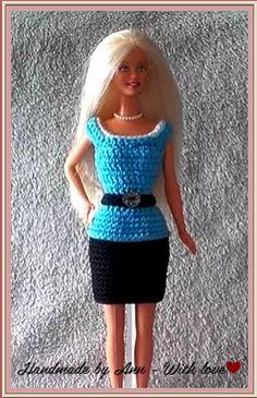 Barbie casual - GRATIS PATROONTJE
