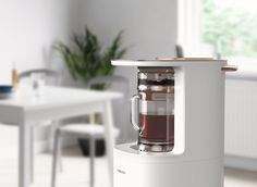 BLENDIN - transferable tea water purifier on Behance