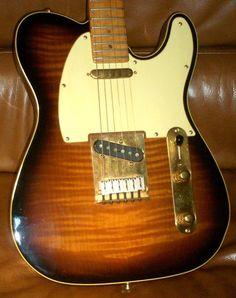 Fender 40th Anniversary Telecaster
