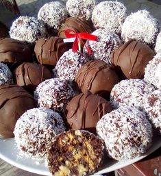 Greek Cookies, Kiss The Cook, Trifle, Greek Recipes, Caramel Apples, Oreo, Food To Make, Biscuits, Muffin