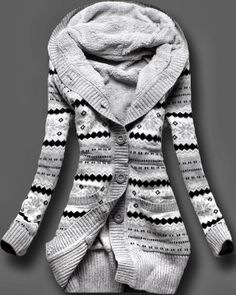 see more Stylish cardigan