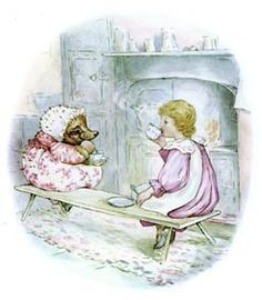 The Tale of Mrs. Tiggy-Winkle, by Beatrix Potter (1866-1943)