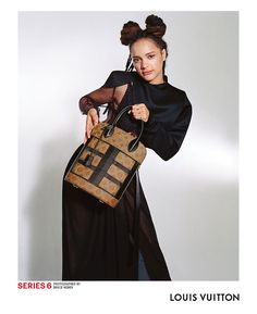 beaadc7075bc Get a Peek at Louis Vuitton s Upcoming Spring 2017 Bags in the Brand s New  Ad Campaign