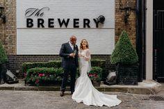 Lauren & Ayo  Credits: Epic Moments Photography Brewery Wedding Reception, Wedding Receptions, Mermaid Wedding, In This Moment, Wedding Dresses, Photography, Fashion, Bride Dresses, Moda