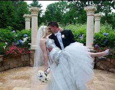 My sisters wedding a Pnina Tornai wedding gown