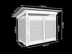 Výsledek obrázku pro meteorologická budka stavba Home Appliances, House Appliances, Appliances