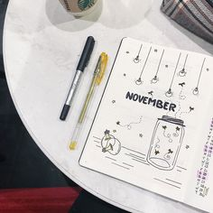 November log by @lelouve