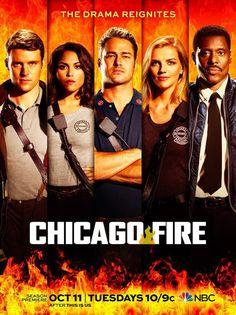 Chicago Fire 5ª season