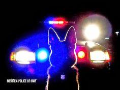 Meriden (CT) Police K9 Unit