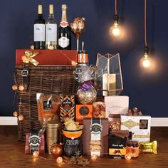 The Only Way Is Xmas Hamper