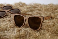 The world's first hemp sunglasses