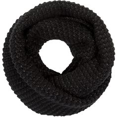 Accessorize Bobble Snood Scarf (995 UAH) ❤ liked on Polyvore featuring accessories, scarves, thick knit scarves, snood scarves, accessorize scarves, circle scarves and chunky knit scarves