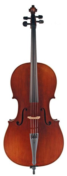 """""""My virtuoso cello is exquisite! It is truly more beautiful than I expected. It is an instrument with touches of elegance that are proof of its high quality workmanship. The pictures on your website a"""