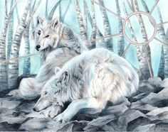 Seven Days of the Wolves by SeraphimKiss88 on DeviantArt