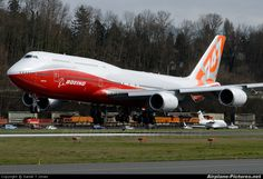Boeing Company N6067E aircraft at Seattle - Boeing Field / King County Int photo