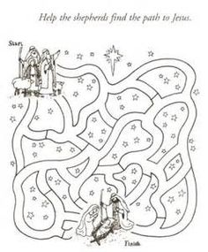children's free bible mazes for preschoolers - Yahoo Image Search Results