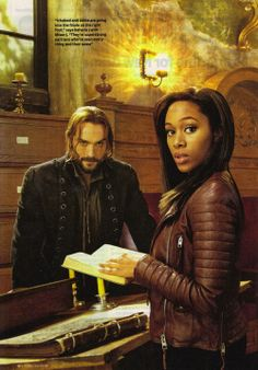 Ichabbie on the cover of TVGuide