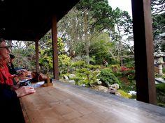Japanese Tea Garden in San Francisco - travel for women