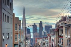 From Nob Hill